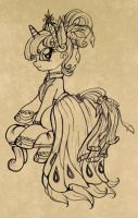 Fancy Twilight by Stellarina