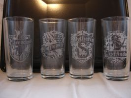 HP House Engraving collection by gileda