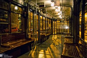 Life in Milan - Tram N.9 by LoganX78