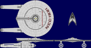 USS Mayflower Multi-View by captshade