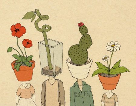 You Are What You Grow by rhuu
