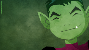 Beast Boy by Anassinator