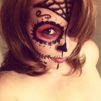 Day of the Dead by MrsBehaved