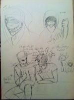 Sketch Dump L4D by BullSwag
