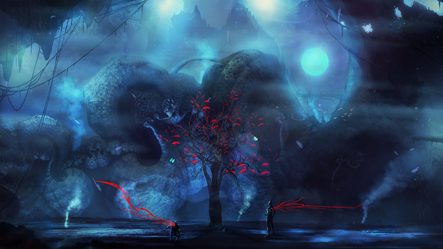 Tree of life by stgspi