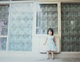 .Little Girl. by seorangprempuan