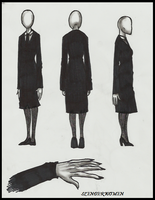 Slenderwomen again.. by Cageyshick05