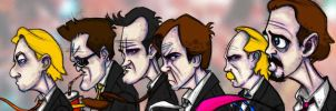 Reservior Dogs by arpo78