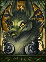 Badge: Smiley by Flying-Fox