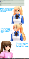 HEARTS AND HEARTBREAKS by Ask-MMD-Igiko