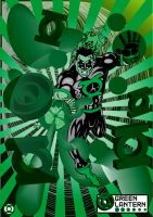 Green Lantern by augustocanibal