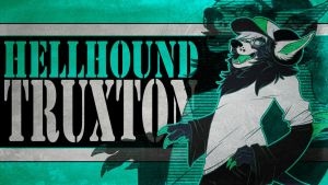 Truxton - Hellhound album wallpaper by Joetruck