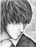 Light Yagami by MyThoughtsAreLoud