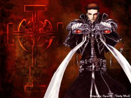 Trinity Blood- Tres Iqus by syren007