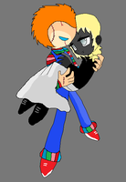 Catch me Chucky.. by Twisted-G