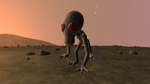 Spore: The Dover Demon by Cryptdidical