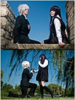 InuXBoku: Always Wanting To Be By Your Side by CosplayerWithCamera