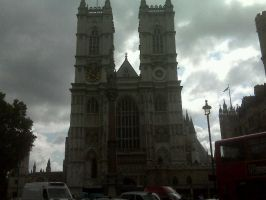 Westminister Abbey by Selenalunarox