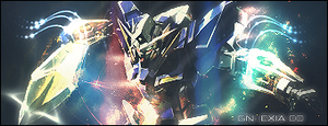 Exia Signature by kingsess