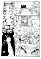 BrokenGlass Sample Page by PlutonianKnight