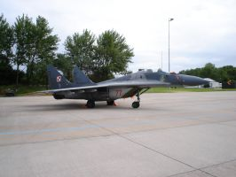 MiG-29 by kaasjager