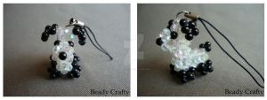 Bead Puppy by BeadyCrafty