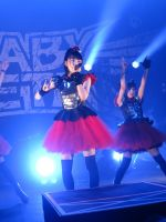 BABYMETAL 12 by iancinerate