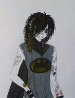 Andy Biersack: You Are The Bat To My Man by kittykatc666