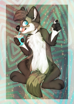 [C] Nothing is better than soda by PeachPandaa