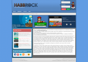 Habbo Layout by eseFasy