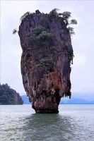 James Bond Island by Callu