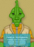 Star Wars OCs: Fugitives from the Empire 6 by R-Zion