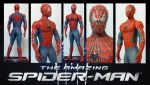 Spiderman Papercraft by suraj281191