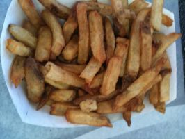 The BEST damn fries in the world by Sydles-le-Great