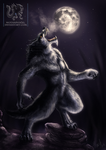 .: Devour The Moon :. by Wotansvogel