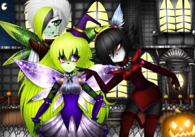 Time to show your evil side by vlower