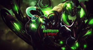 Augmented Singed League of Legends by xMie