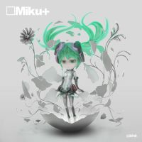 Miku+ by nekoita
