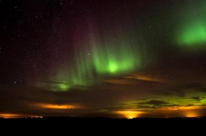 Northern Lights by Dellboyy