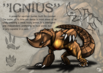 Ignius - SOLD by TheMeekWarrior