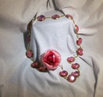 Sailor Jupiter Waist Chain by MayuriMoon