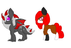 Pony adoptable Sheet 10 by Kyah-Pony-Adoptables