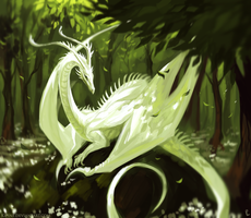 Mistress Of The Grove by Kipine