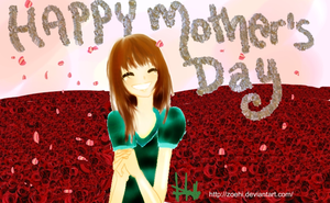 happy mothers day by Zoehi