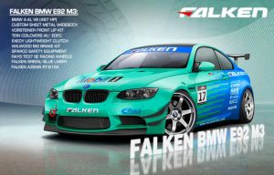 Falken BMW M3 by JoshCloud