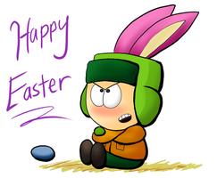 Happy Easter by SouthParkPhilosopher