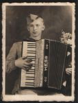 WW2 Soviet Accordionist by comrade-crimson