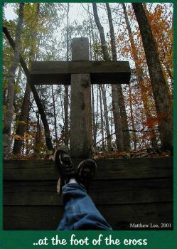Foot of the Cross by MattGyver
