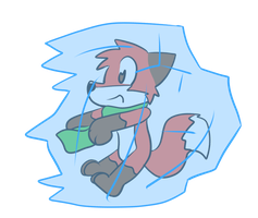 Frozen- Cool Challenge Entry by loofytehfox