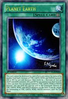 Planet Earth by CardHunter